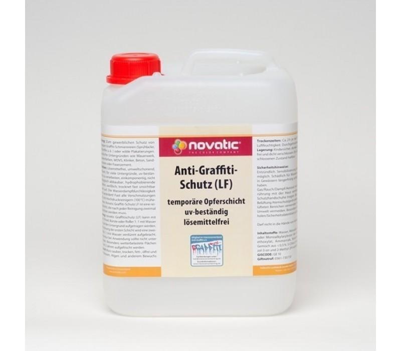 novatic Anti-Graffiti-Schutz (lösemittelfrei) - 5kg