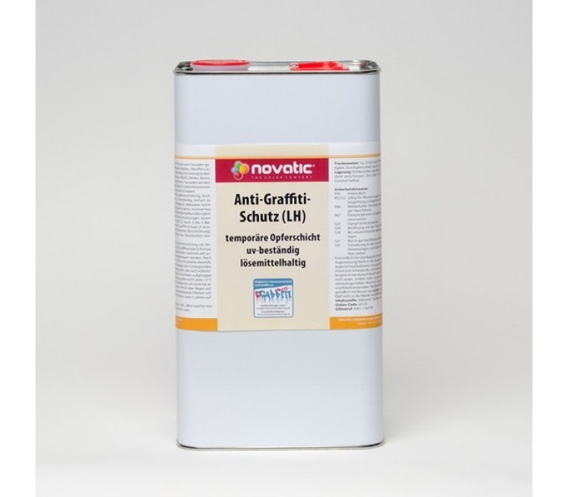 novatic Anti-Graffiti-Schutz (lösemittelhaltig) - 5kg