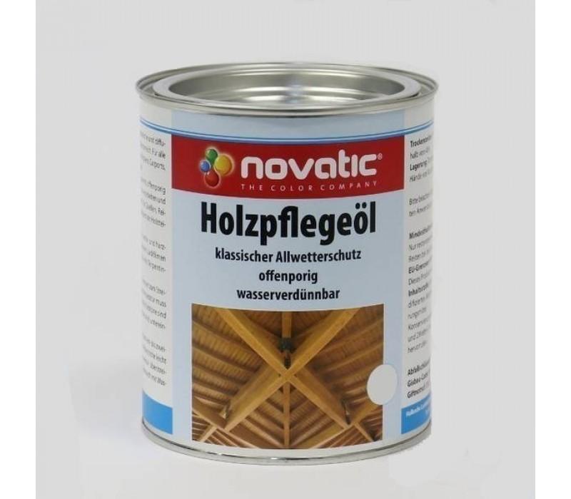 novatic Holzpflegeöl AD55 (Holzlasur Extra) - wasserverdünnbar