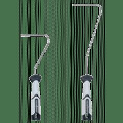 Steckbügel 2K-Griff für Kleinflächenwalzen