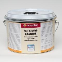novatic Anti-Graffiti-Schutzlack 2K - 5kg