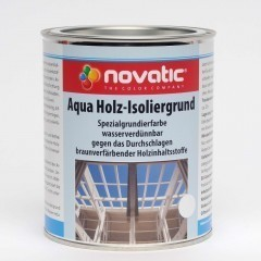 novatic Aqua Holz-Isoliergrund AG18 - farblos