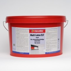 novatic Mattlatex ELF AW64 - Innenfarbe - weiß
