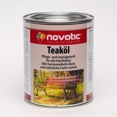 novatic Teaköl XX03 - farblos