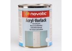 novatic Acryl-Vorlack AG80 - RAL7040 Fenstergrau - 750ml