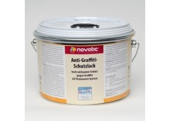 novatic Anti-Graffiti-Schutzlack 2K - 5kg