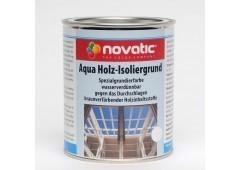 novatic Aqua Holz-Isoliergrund AG18 - weiß