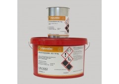 dresco EP-Bodenbeschichtung wasserverdünnbar, 12kg