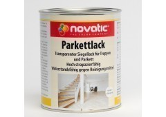 novatic Parkettlack KD56 (seidenglänzend), farblos