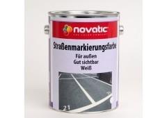 novatic Straßenmarkierungsfarbe CD08